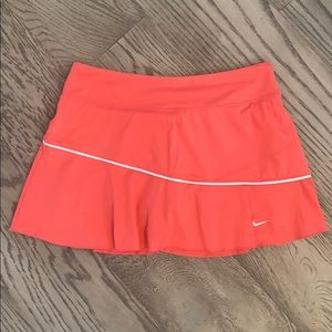 Nike Skirts - Nike tennis skirt size medium